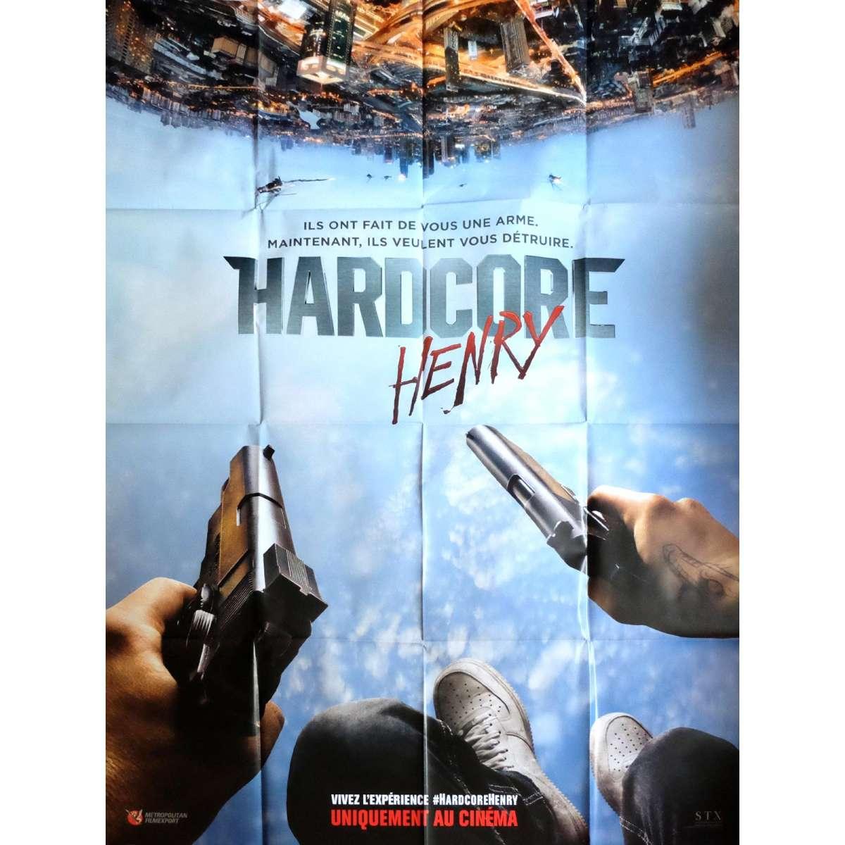 хардкор генри фильм смотреть